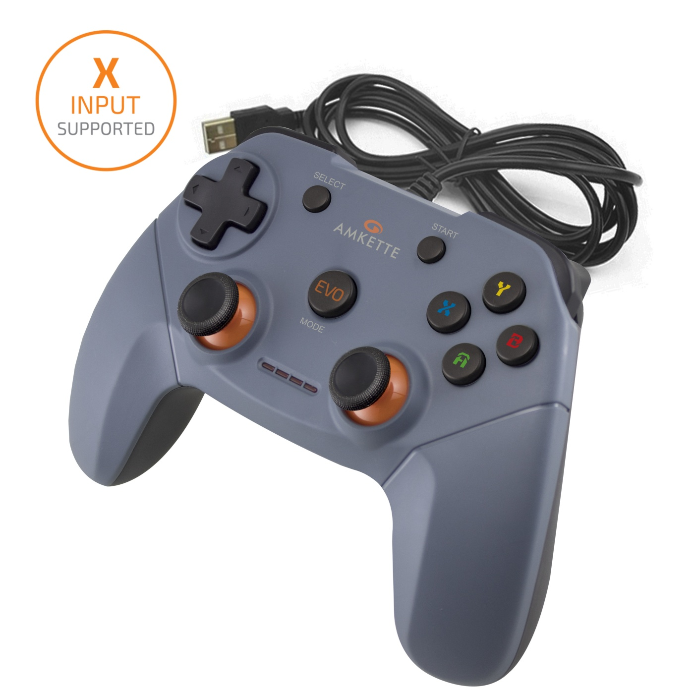 Evo Elite Wired Wired Pc Gamepad Amkettecom