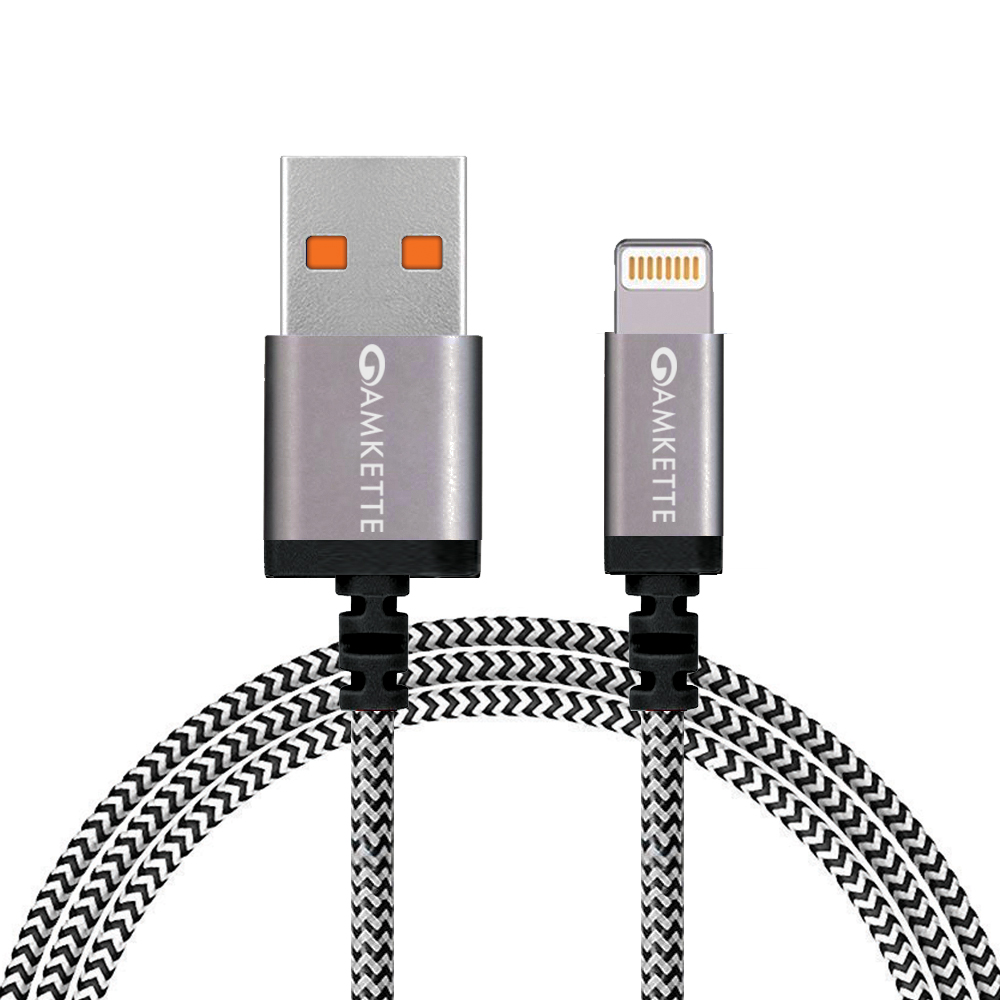 Amkette Le Certified Mfi Cable