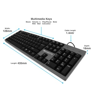 Keyboard + Mouse - Amkette com