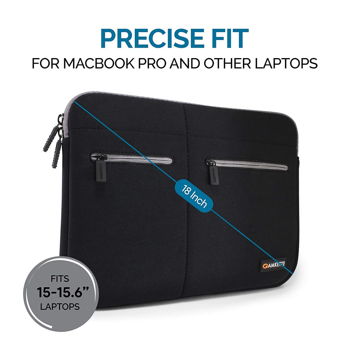 precise fit bag for laptop