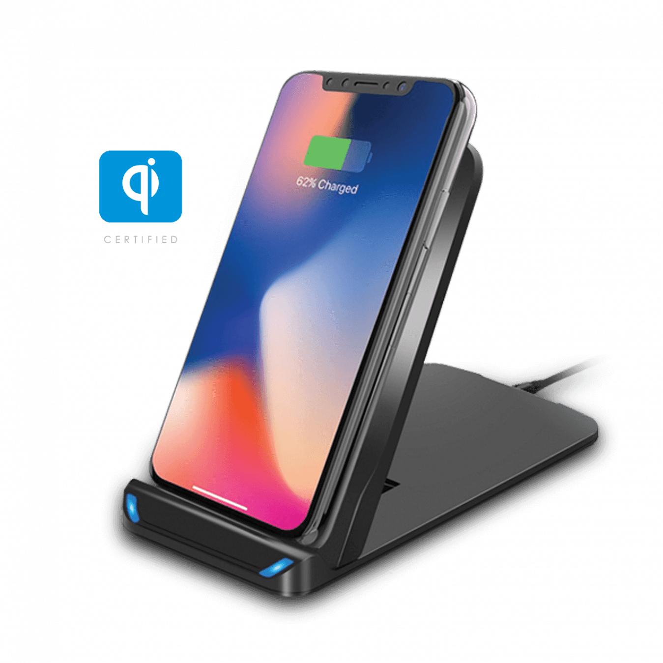 Air 600 Wireless Qi Charger by Amkette
