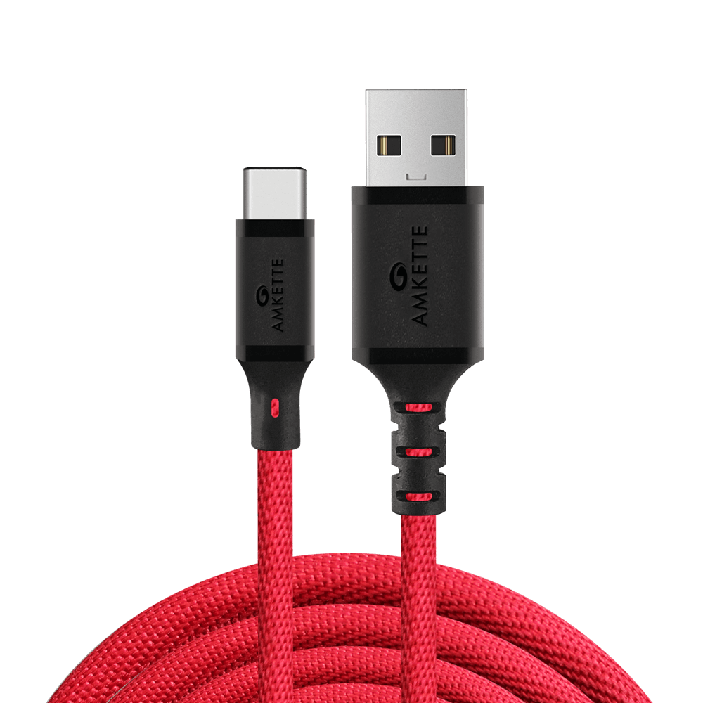ToughPro Braided Type-C USB Cable