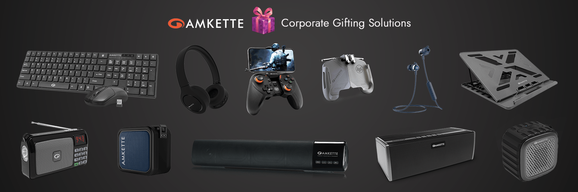 Corporate Gifting by amkette