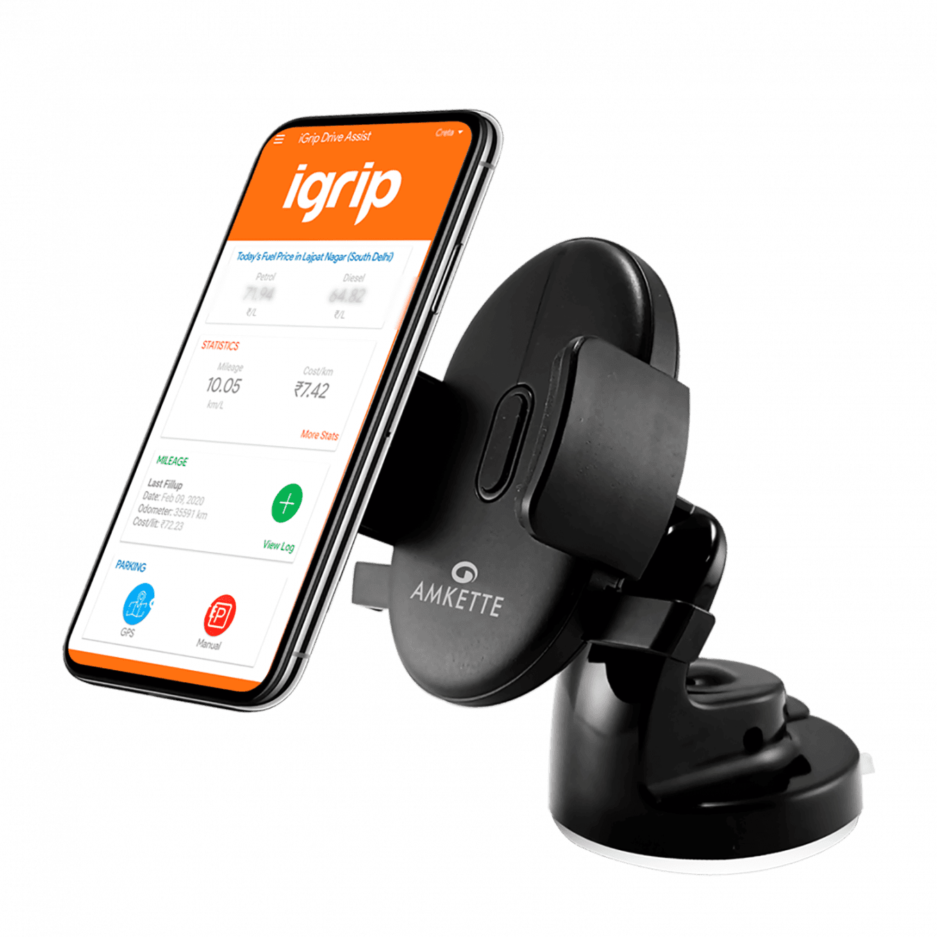 iGrip Easy View by amkette