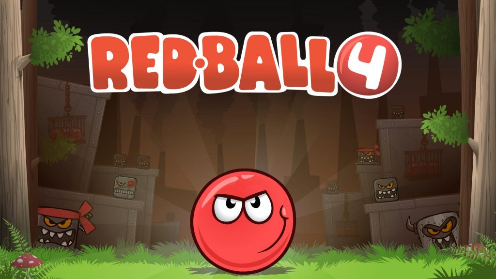 Play Red ball 4 with evofox game box