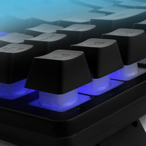 EvoFox X-Team Gaming Keyboard and Mouse combo by Amkette